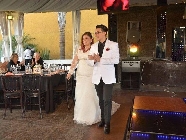 La boda de Omar y Lorena en Guadalajara, Jalisco 5