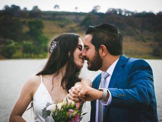 La boda de Mafer y Rubén