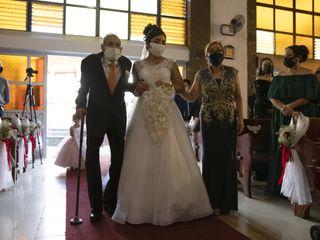La boda de Paulina y Daniel 2