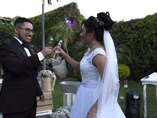 La boda de Paulina y Daniel