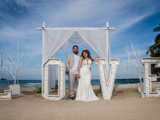 La boda de Erika  y Hector  1