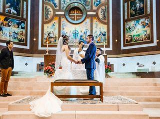 La boda de Adriana y Martín