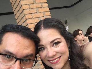 La boda de Karina  y Rafael  2