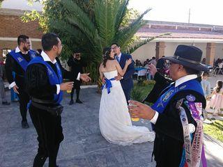 La boda de Karina  y Rafael