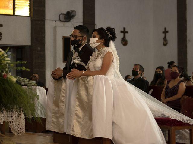 La boda de Daniel y Paulina en Guadalajara, Jalisco 3