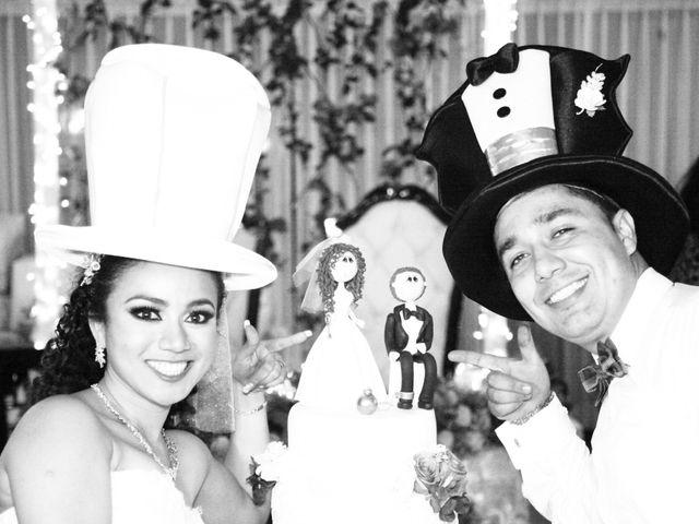 La boda de Maritza y Mario