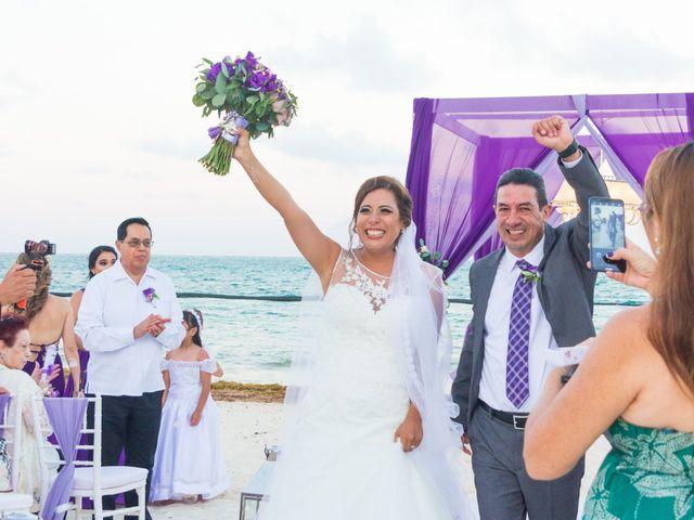 La boda de Omayra y Alex