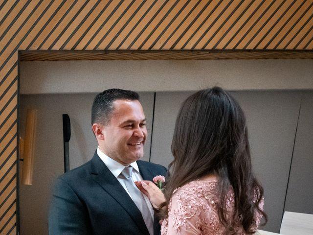 La boda de Andrés y Karina en Álvaro Obregón, Ciudad de México 9