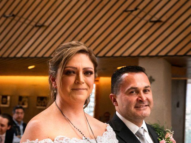 La boda de Andrés y Karina en Álvaro Obregón, Ciudad de México 13