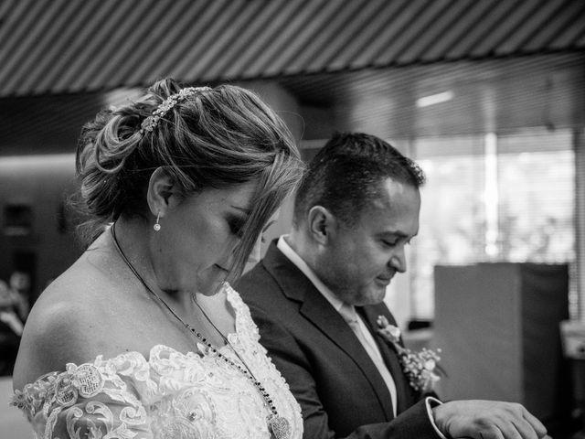 La boda de Andrés y Karina en Álvaro Obregón, Ciudad de México 14