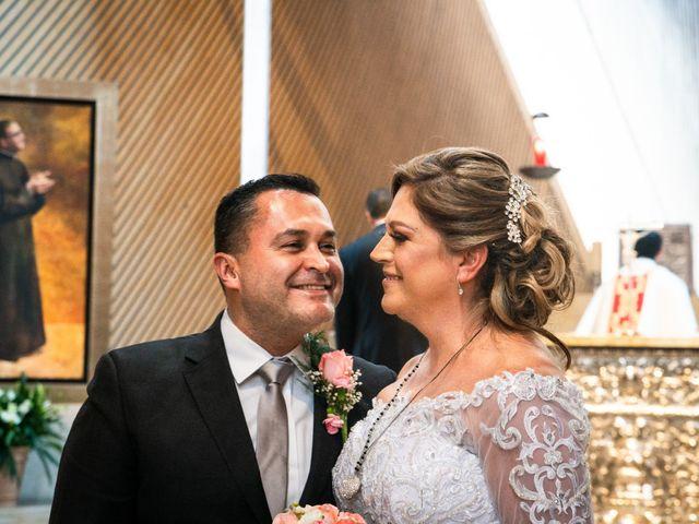 La boda de Karina y Andrés