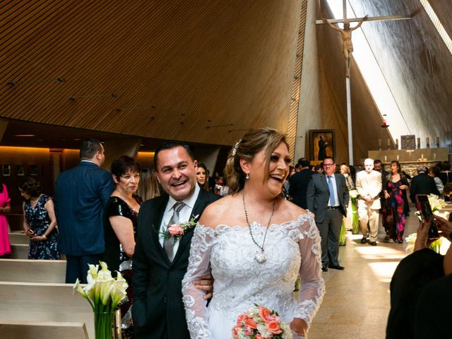 La boda de Andrés y Karina en Álvaro Obregón, Ciudad de México 15