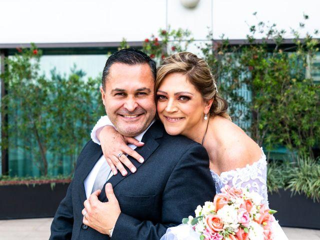 La boda de Andrés y Karina en Álvaro Obregón, Ciudad de México 17