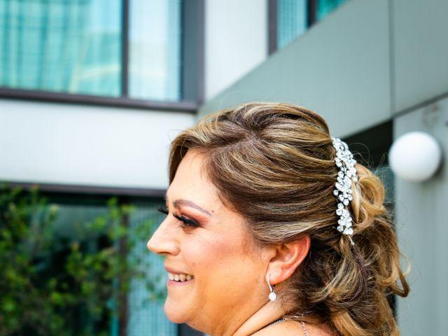 La boda de Andrés y Karina en Álvaro Obregón, Ciudad de México 19