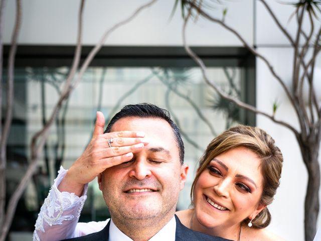 La boda de Andrés y Karina en Álvaro Obregón, Ciudad de México 21