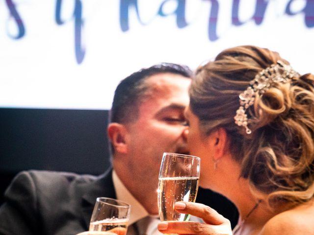 La boda de Andrés y Karina en Álvaro Obregón, Ciudad de México 26