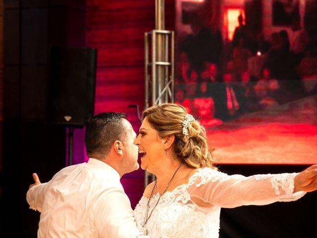 La boda de Andrés y Karina en Álvaro Obregón, Ciudad de México 30