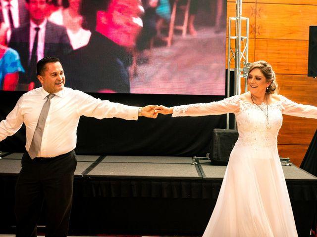 La boda de Andrés y Karina en Álvaro Obregón, Ciudad de México 32