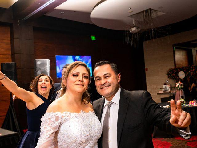 La boda de Andrés y Karina en Álvaro Obregón, Ciudad de México 35