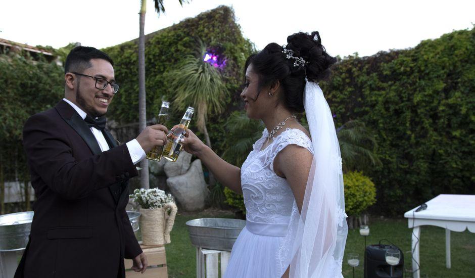 La boda de Daniel y Paulina en Guadalajara, Jalisco