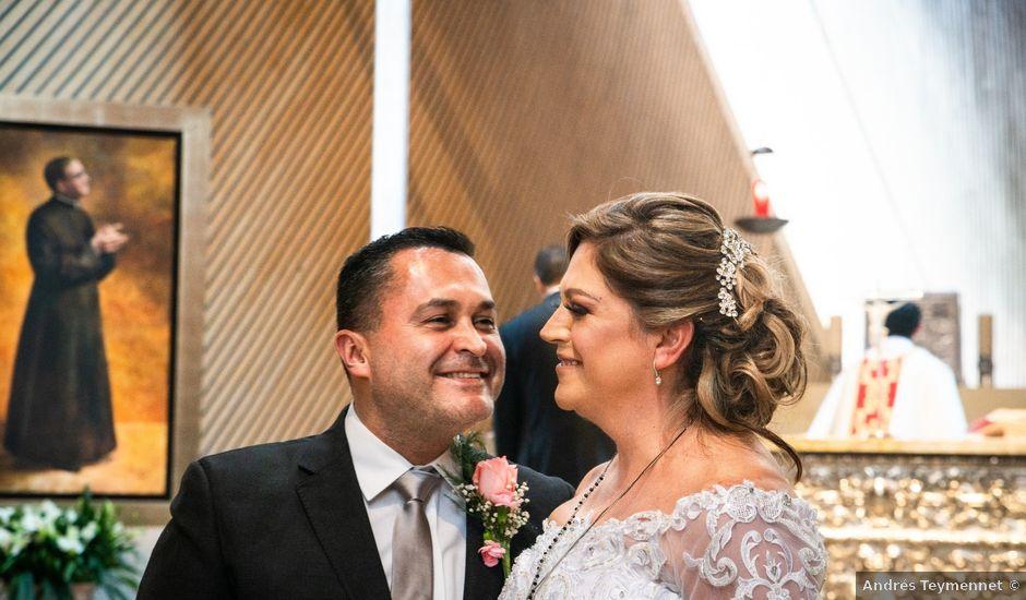 La boda de Andrés y Karina en Álvaro Obregón, Ciudad de México