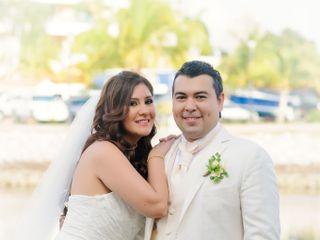 La boda de Daniela y Mario 1