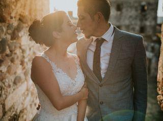 La boda de Alix y Leo 1