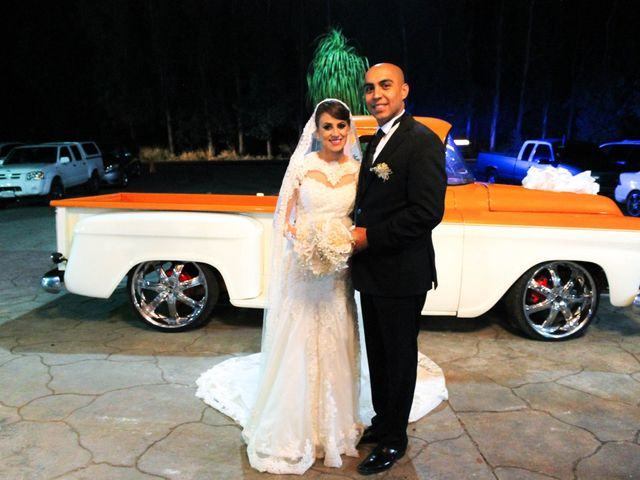 La boda de Jackeline y Alonso