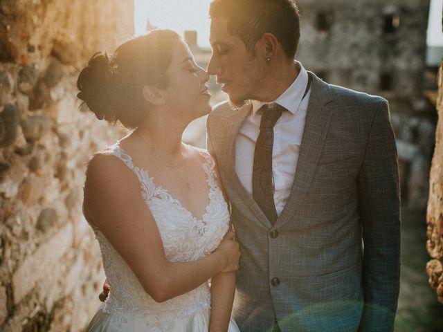 La boda de Leo y Alix en Tlayacapan, Morelos 5