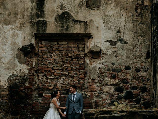 La boda de Leo y Alix en Tlayacapan, Morelos 6