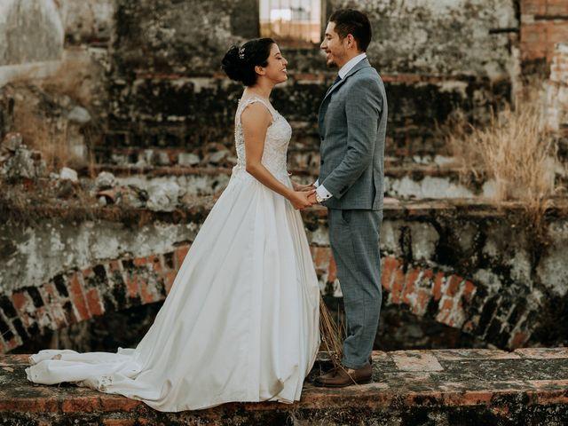 La boda de Leo y Alix en Tlayacapan, Morelos 10