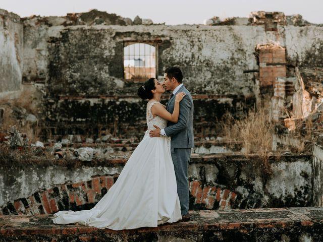 La boda de Leo y Alix en Tlayacapan, Morelos 2