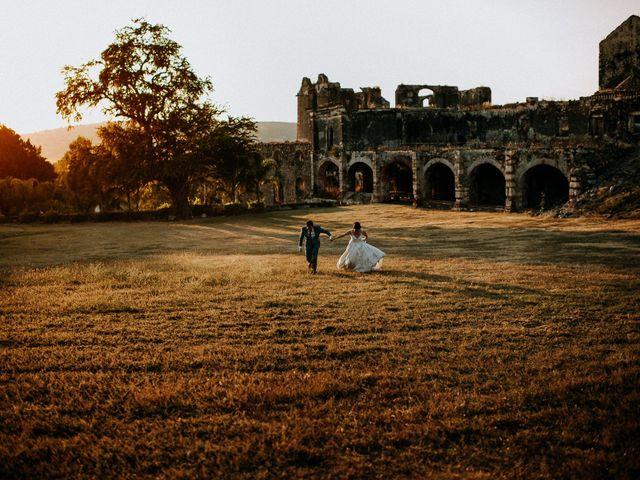 La boda de Leo y Alix en Tlayacapan, Morelos 3