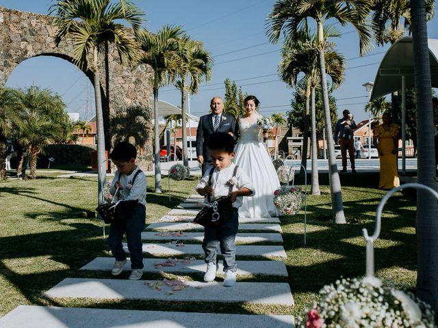 La boda de Leo y Alix en Tlayacapan, Morelos 61