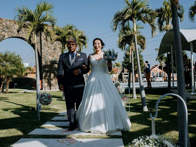 La boda de Leo y Alix en Tlayacapan, Morelos 62