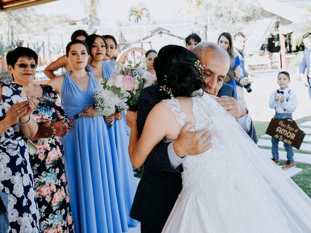 La boda de Leo y Alix en Tlayacapan, Morelos 63