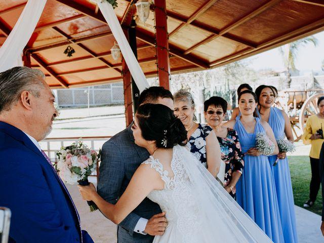 La boda de Leo y Alix en Tlayacapan, Morelos 64
