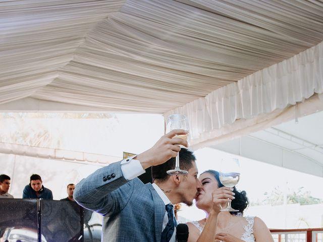 La boda de Leo y Alix en Tlayacapan, Morelos 110