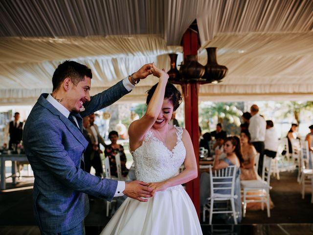 La boda de Leo y Alix en Tlayacapan, Morelos 116