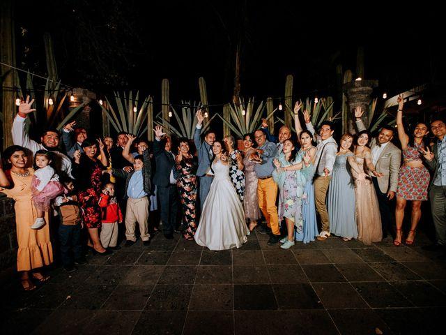 La boda de Leo y Alix en Tlayacapan, Morelos 131
