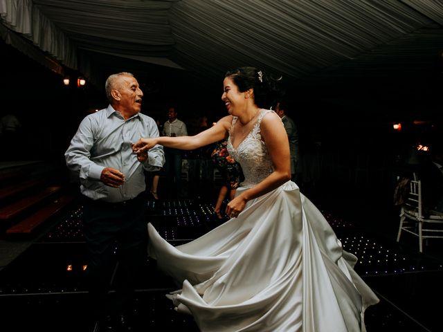 La boda de Leo y Alix en Tlayacapan, Morelos 133