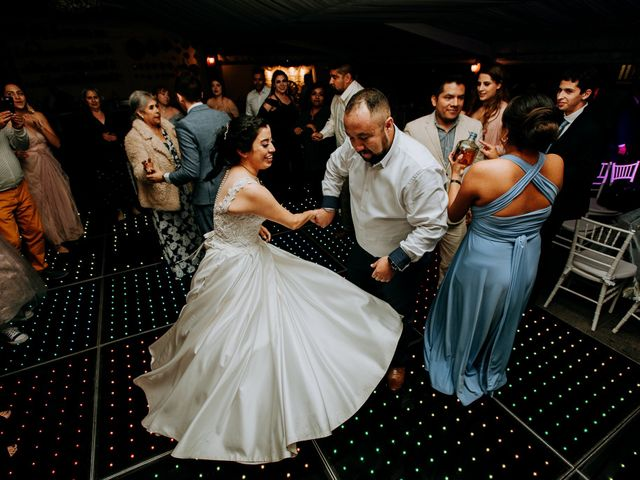 La boda de Leo y Alix en Tlayacapan, Morelos 137