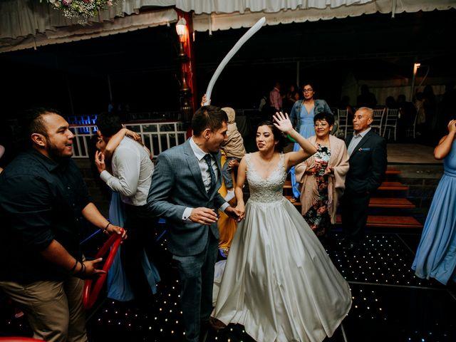 La boda de Leo y Alix en Tlayacapan, Morelos 145