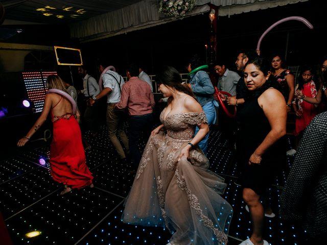 La boda de Leo y Alix en Tlayacapan, Morelos 148
