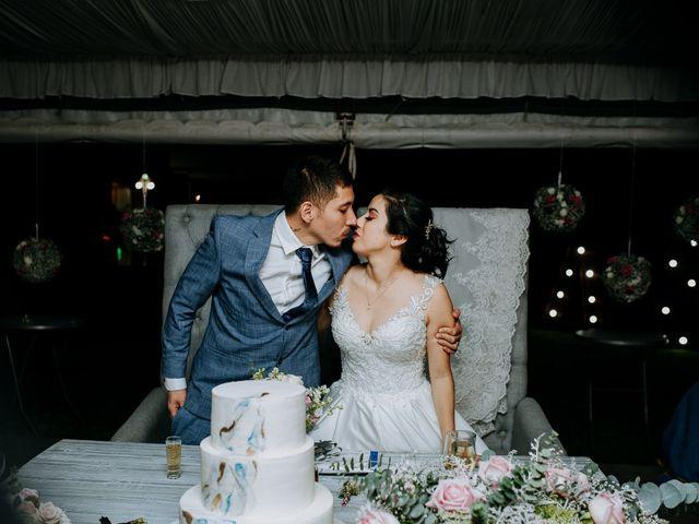 La boda de Leo y Alix en Tlayacapan, Morelos 151
