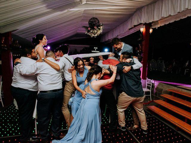 La boda de Leo y Alix en Tlayacapan, Morelos 156
