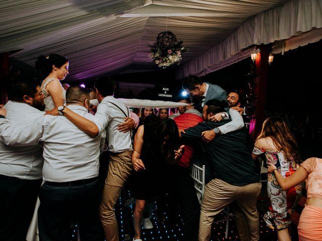 La boda de Leo y Alix en Tlayacapan, Morelos 157