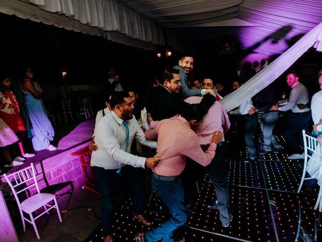 La boda de Leo y Alix en Tlayacapan, Morelos 161