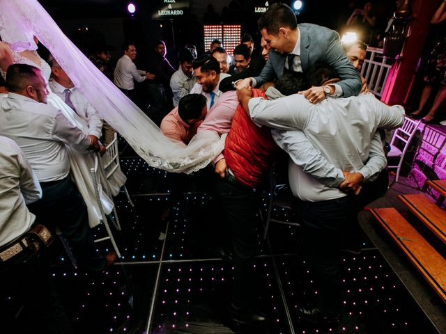 La boda de Leo y Alix en Tlayacapan, Morelos 162