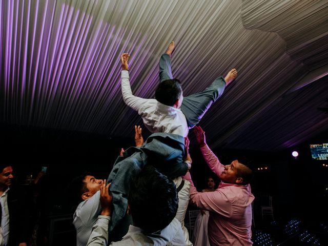 La boda de Leo y Alix en Tlayacapan, Morelos 165